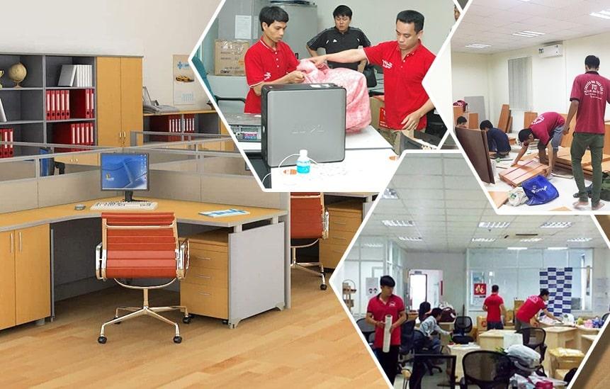 Top 30 dịch vụ chuyển văn phòng trọn gói uy tín tại TPHCM