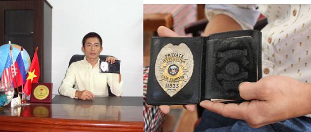 Thám tử - Huy hiệu thám tử Lương Hiền Duy 11533 thám tử Lương Gia..png
