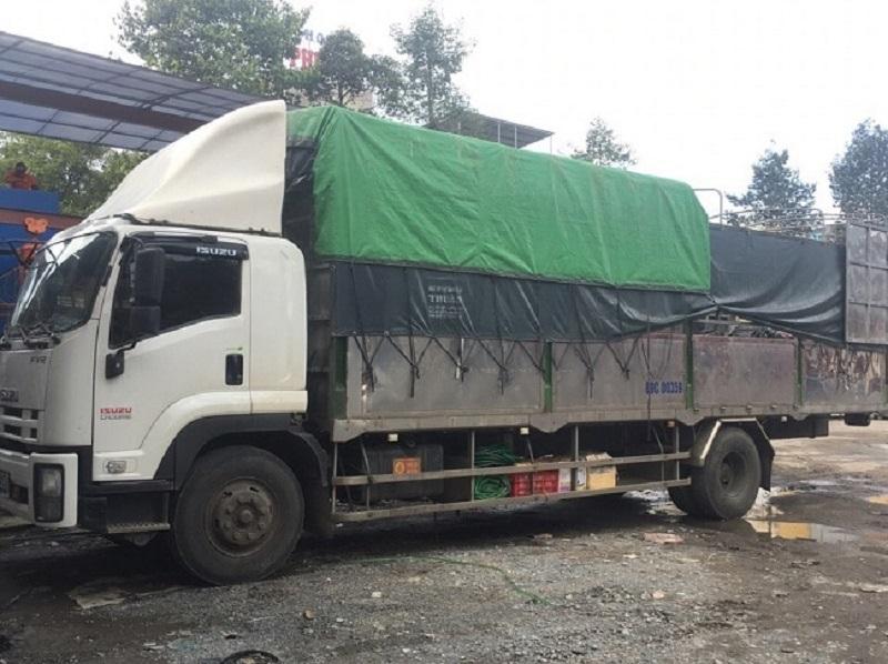 Top 17 dịch vụ cho thuê xe tải chở hàng giá rẻ tại TPHCM